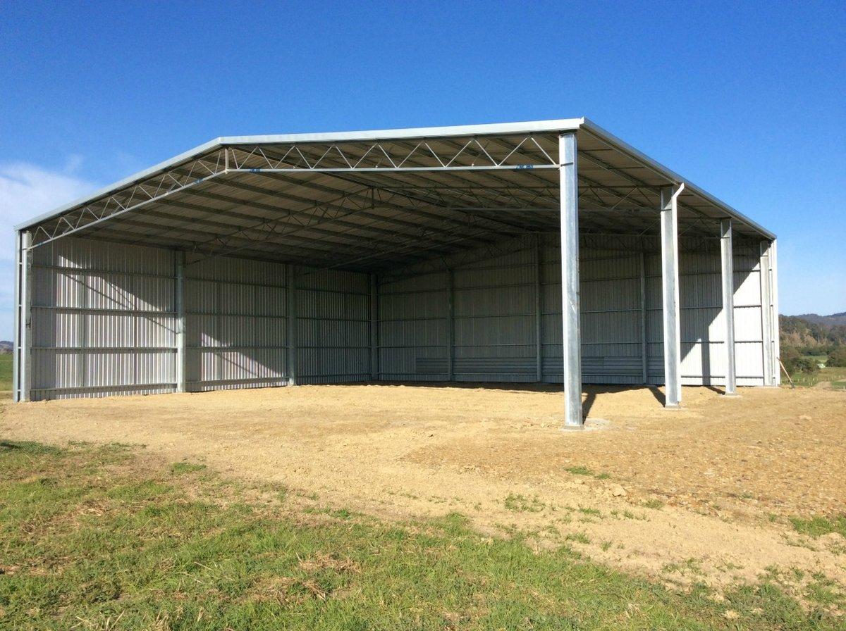 Farm shed by ABC Sheds Australia