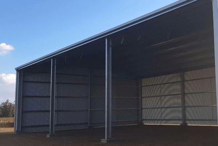 Sale farm shed - 15m span