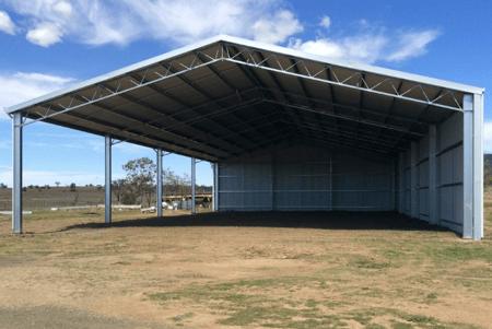 Sale farm shed - 18m span